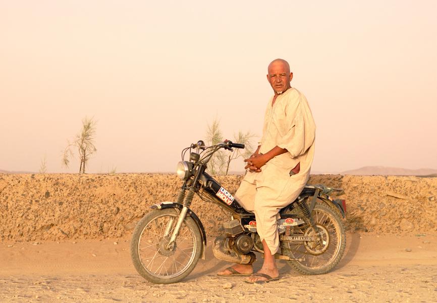 Nomad Sahara Desert Merzouga Morocco