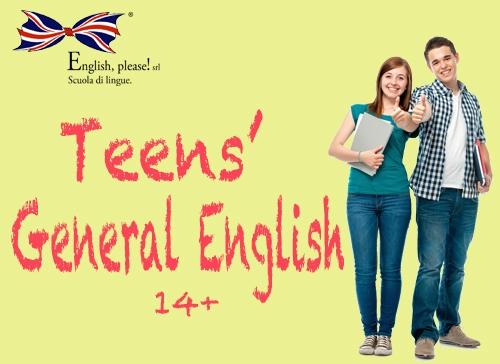 Inglese generale per ragazzi