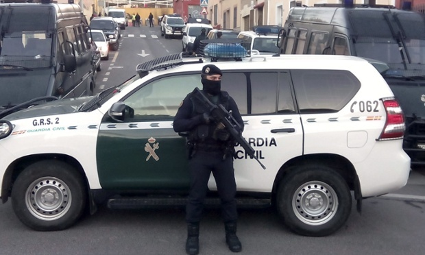 Nine arrested for drug trafficking in Torrevieja