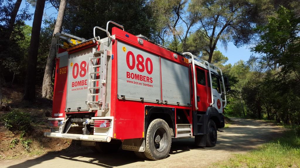 Fire near to Alicante-Elche airport brought under control