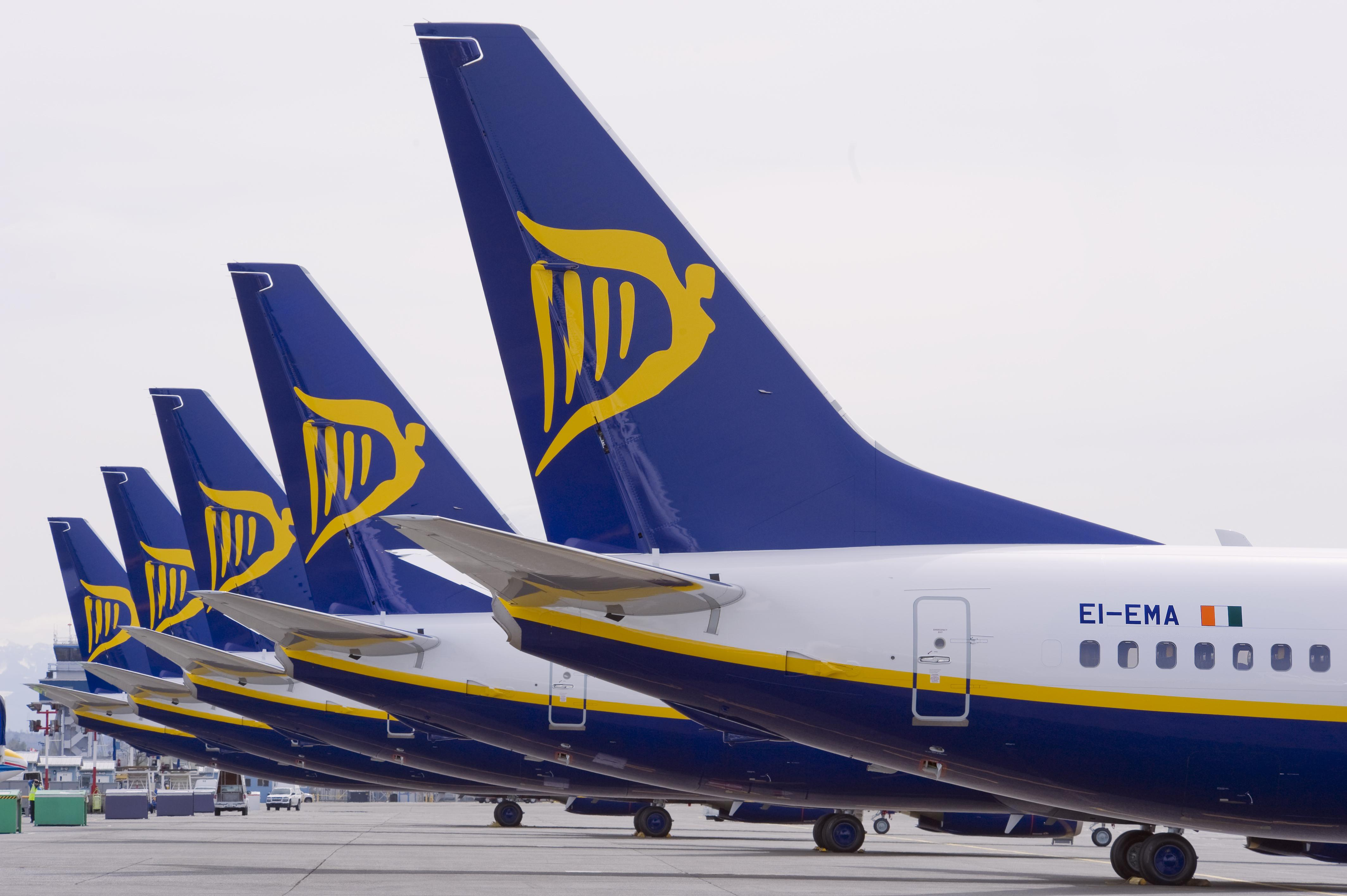 Ryanair unions call for strike action over proposed base closures