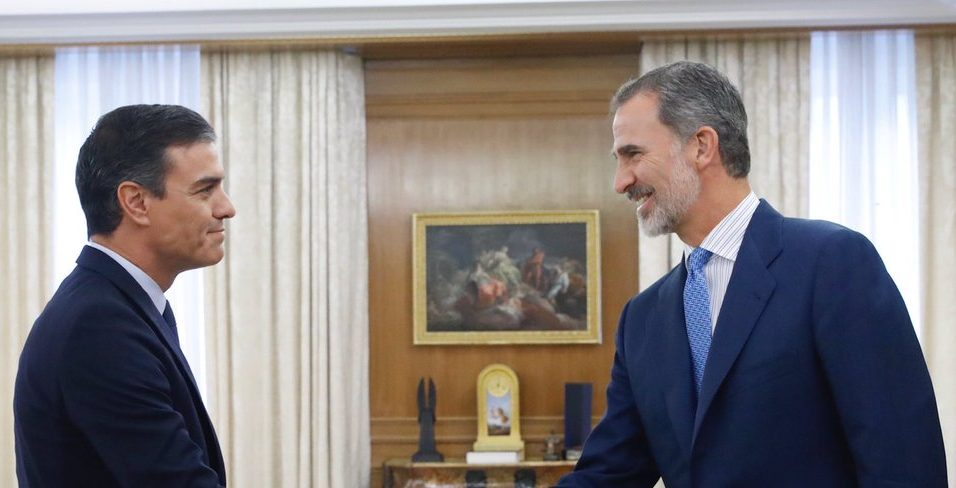 King Felipe VI to meet party leaders ahead of possible investiture vote