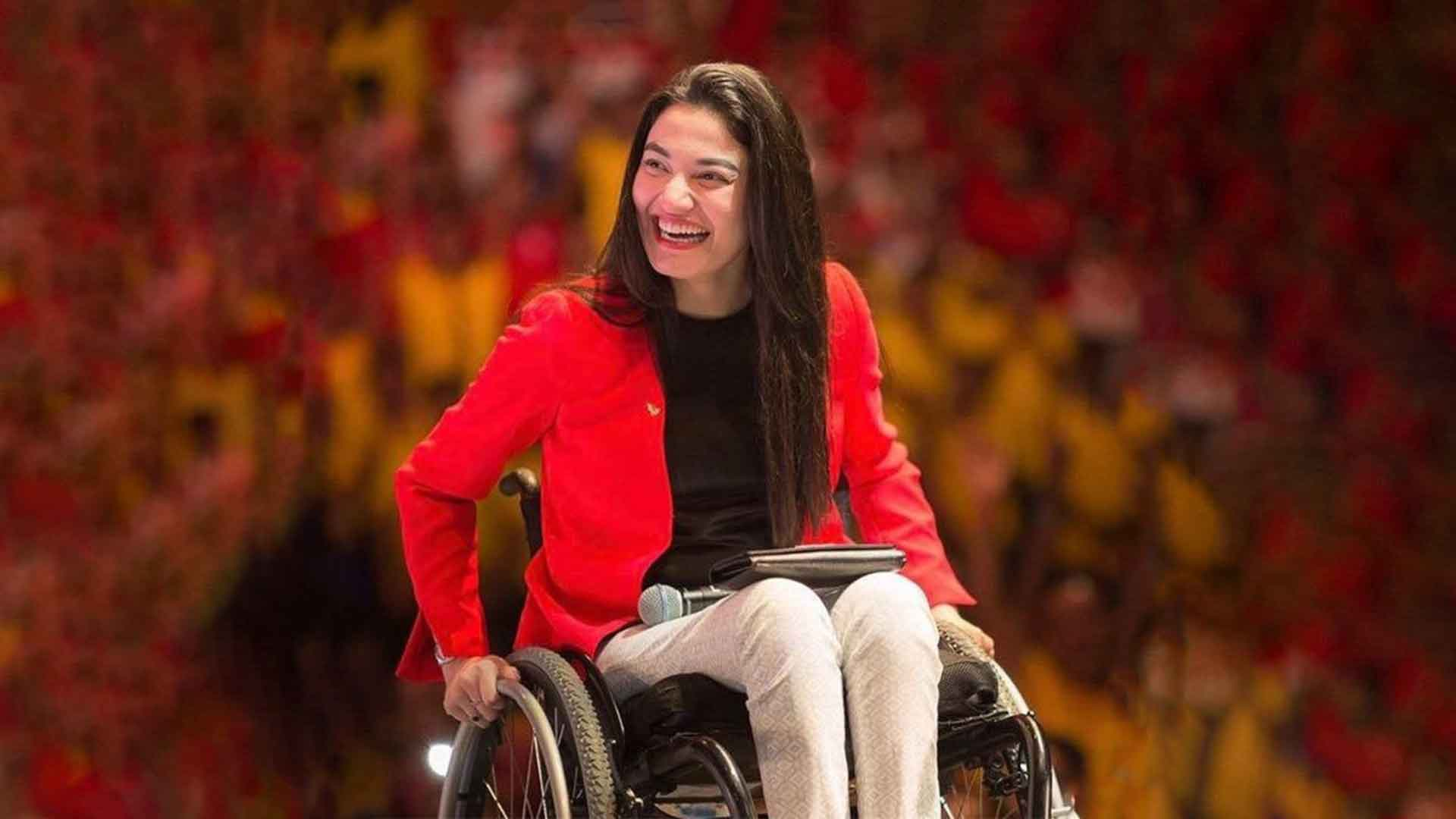 Muniba Mazari Speech
