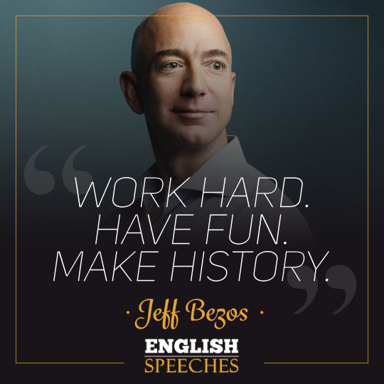 Jeff Bezos Quote