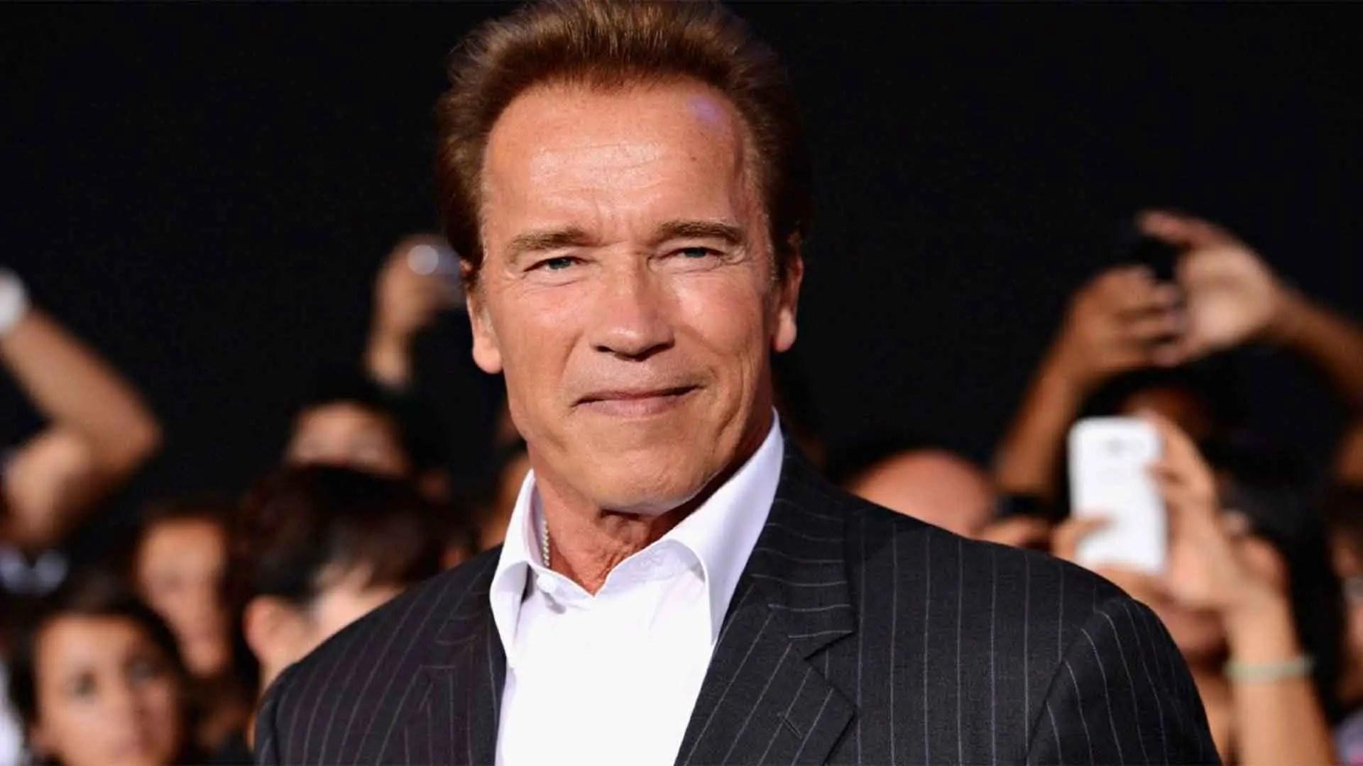 Arnold Schwarzenegger Help Others English Speeches