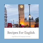 Recipes For English