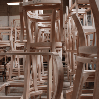 the furniture works chair frame store