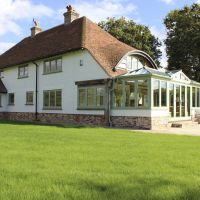 Tidal Bespoke traditional sussex build