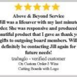 personalized wine cutting boards - testimonials