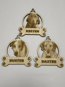 Pet Photo Ornament