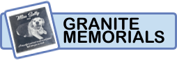 Granite Pet Photo Memorial Category