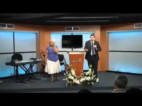 Apostol Hector Moran – El Reino de Dios – Intimidad Con Dios