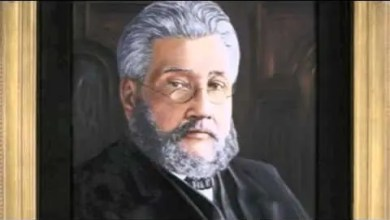 Photo of Charles H. Spurgeon – Humildad
