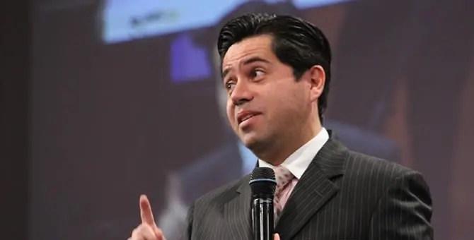 Lee más sobre el artículo Pastor Hugo Lopez – Su sacrificio nos salvo