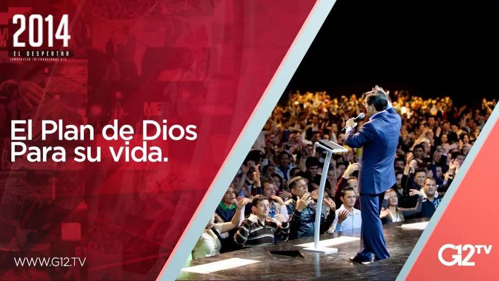 Lee más sobre el artículo Cesar Castellanos – El Plan De Dios Para Su Vida