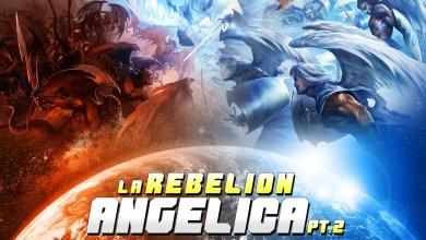Photo of La Rebelion Angelica – Edwin Garcia