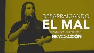 Photo of Pastora Lisney De Font – Desarraigando El Mal