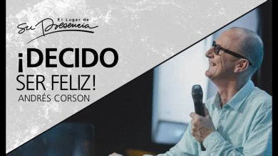 Photo of ¡Decido ser feliz! – Andrés Corson