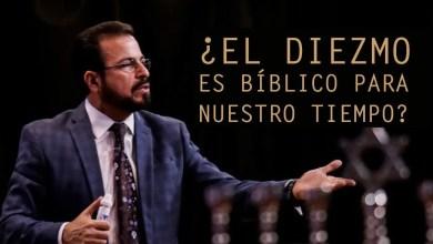 Photo of ¿El diezmo es bíblico para nuestro tiempo? – Apostol German Ponce