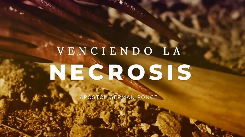 Venciendo La Necrosis – Apóstol German Ponce