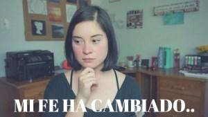 Mi Fe Ha Cambiado – Edyah Barragan