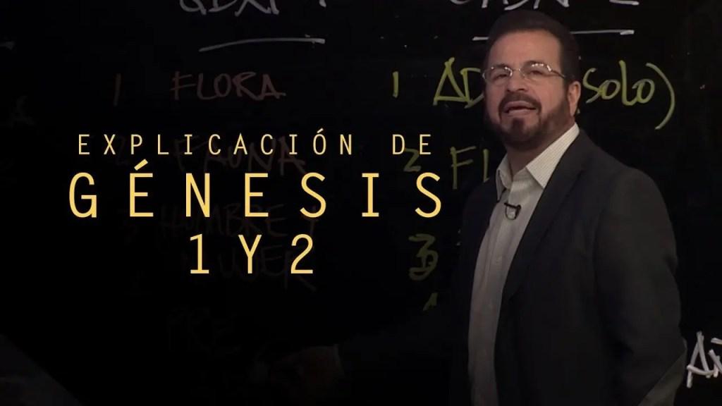 En este momento estás viendo Explicación de Génesis 1 y 2 – Apostol German Ponce