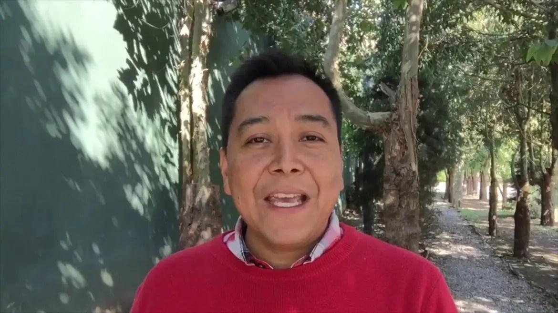 Luis Bravo  – Fe que mueve montañas