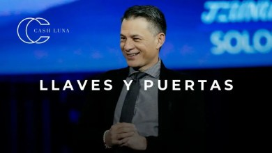 Photo of Pastor Cash Luna – Llaves y puertas