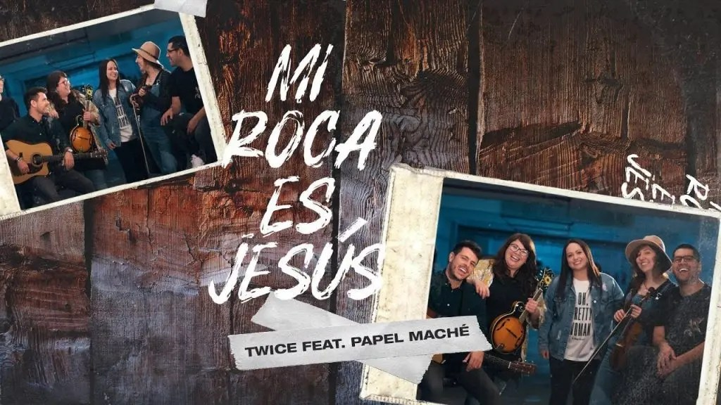 En este momento estás viendo TWICE feat. Papel Maché – Mi Roca Es Jesús
