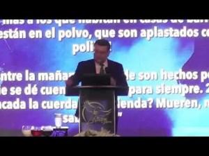 Apóstol Mario Rivera – El Enemigo Silencioso Del Alma