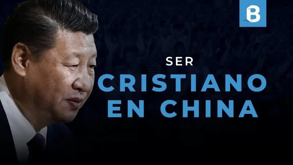 Lee más sobre el artículo ¿Cómo es ser CRISTIANO en China? – BITE