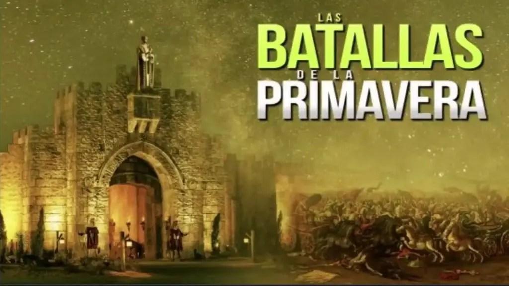 En este momento estás viendo Las Batallas De La Primavera – Apóstol Mario Rivera