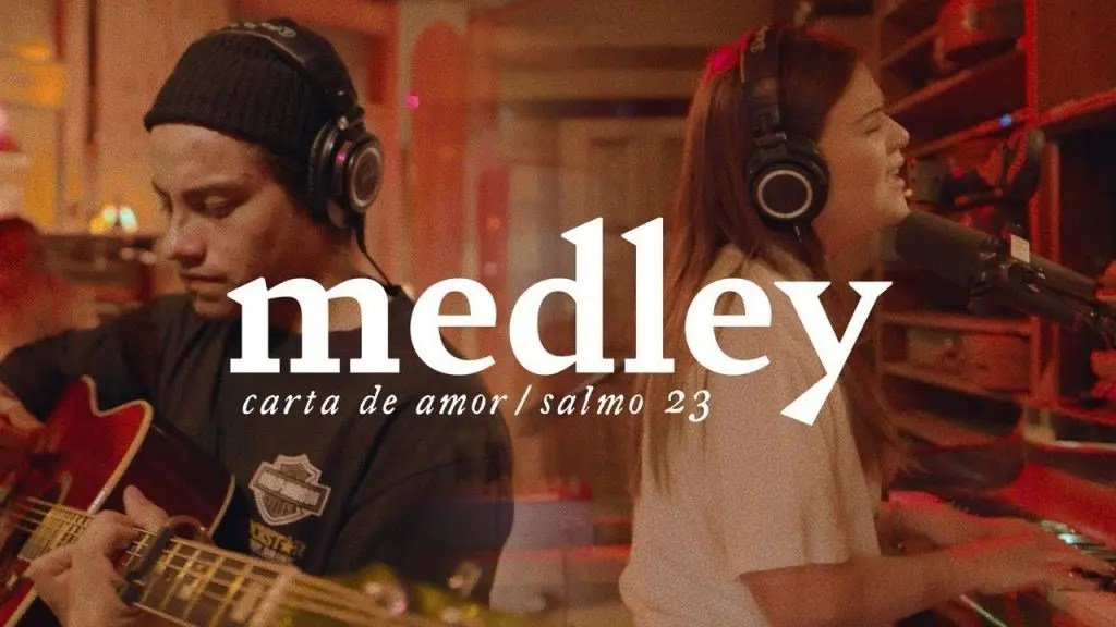 Carta de Amor & Salmo 23 (Medley) – Un Corazón, En vivo desde Sonic Ranch