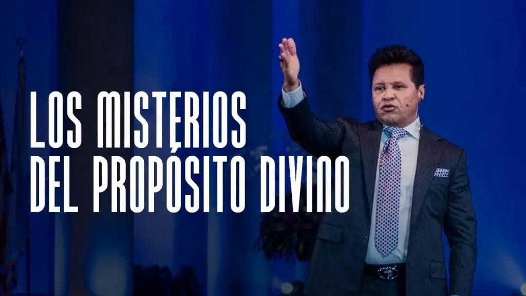 Los Misterios Del Propósito de Dios | Guillermo Maldonado
