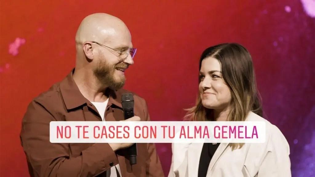 No te casas con tu alma gemela – Pastores Andres Spyker y Kelly Spyker