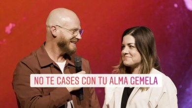 Photo of No te casas con tu alma gemela – Pastores Andres Spyker y Kelly Spyker