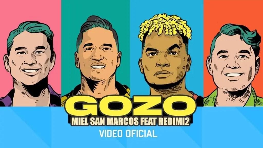 Lee más sobre el artículo Gozo – Miel San Marcos Feat Redimi2