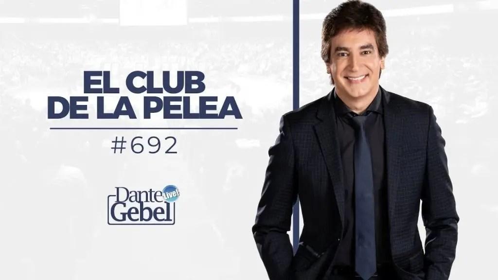 Dante Gebel – El club de la pelea