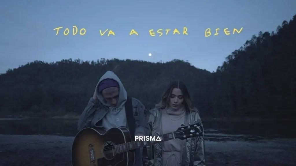 Lee más sobre el artículo PRISMA feat. CRYS – Todo Va A Estar Bien