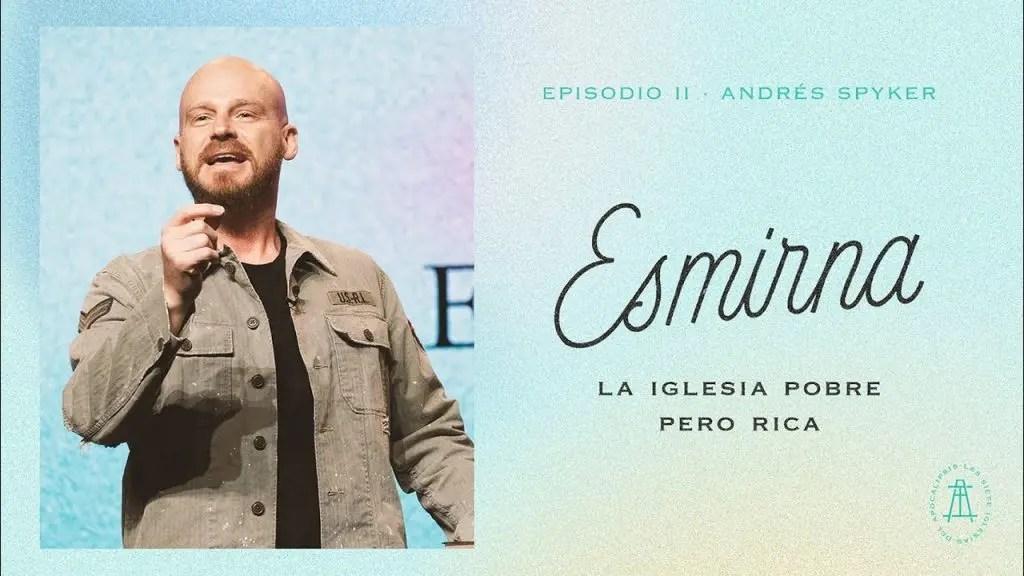Lee más sobre el artículo Andrés Spyker – Esmirna, la iglesia pobre pero rica