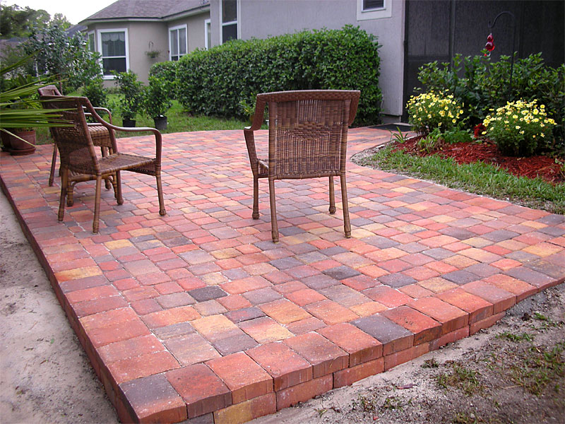 brick paver patios enhance pavers brick paver installation jacksonville ponte vedra orange park fleming island st augustine florida