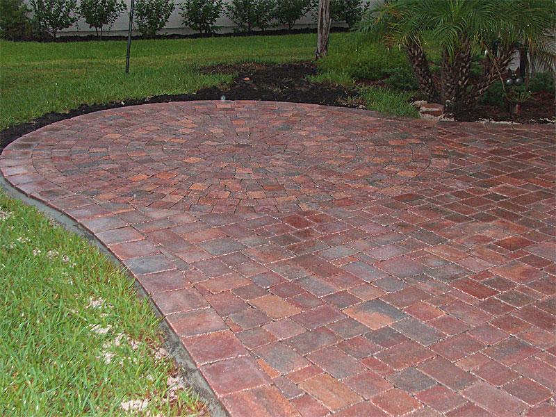 Brick Paver Patios | Enhance Pavers - Brick Paver ... on Brick Paver Patio Designs  id=92070