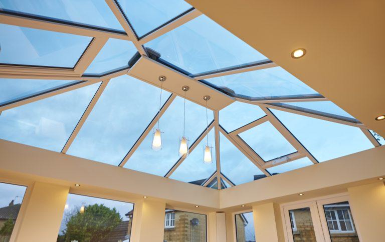 Glass Conservatory Roofs Benton Glass Roof Prices
