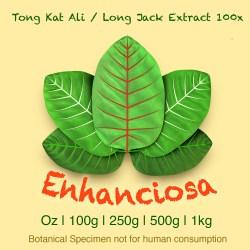 Tong Kat Ali Long jack Extract 100x