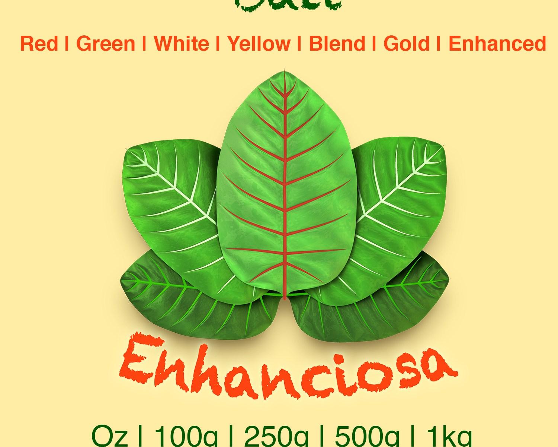 bali green kratom mitragyna speciosa enhanciosa