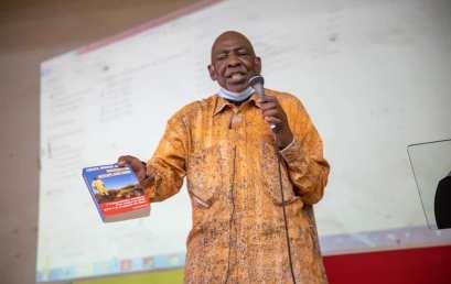 Conférence Technologique et scientifiques de Cheick Modibo Diarra