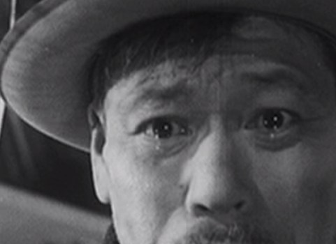 """What Are They Eating? – """"Ikiru"""" and """"Street of Shame"""""""