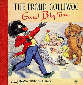 The Proud Golliwog Little Book No 3 By Enid Blyton