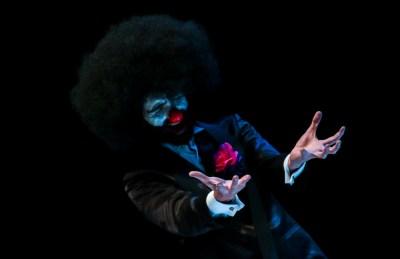 Remi Jackson, Invierno 2013, Teatro del Centro Cultural Helénico, Ciudad de México.