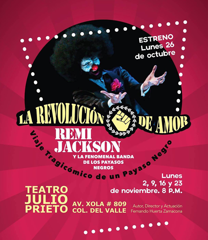 REMI-JACKSON_LA-REVOLUCIÓN-DE-AMOR_CARTEL-2015_1000px-1